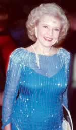 Betty White Photo by Alan Light
