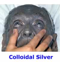 There are better alternatives than colloidal silver for fighting infections.